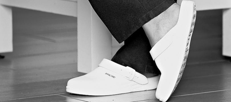 chaussure de sécurité pour femme